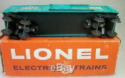 Lionel Rare Postwar 6464-900 Type 3 New York Central Box Car Box Orig Fatigué Exe