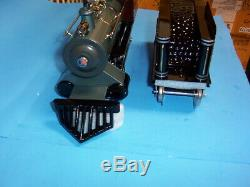 Lionel Standard Gauge Tinplate New York Central # 6 Machine À Vapeur Ps3 11-1029-1