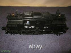 Lionel Trains 6-18351 New York Central S-1 Loco Électrique Avec Tmcc & Odysey Ln/ob