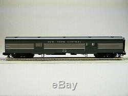 Lionel Vision Line New York Central Baggage Car Sound # 9152 O Gauge 6-85326 Nouveau