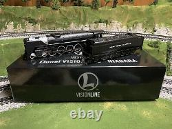 Lionel Vision Line New York Central Niagara Steam Engine 6-84960! Héritage Nyc