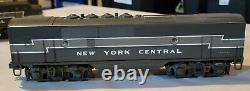 Lionel-new York Central F-3 A-a & B Century Club Set New (autre)