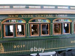 Märklin De New York Central Lines 2966 Spur 0 F. Amerika Ca. 1912 Hl Monnaie Originale