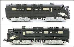 Marx #4000 New York Central Nyc E-7 Ensemble Diesel A-a /199/