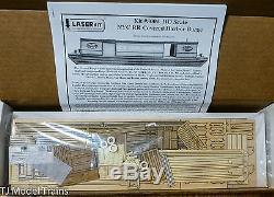Model Builders Américain, Inc Ho # 8001 Port Barge # 1 - Bois De New York Central