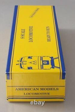 Modèles Américains Rs1106 S Échelle New York Central Alco Diesel Loco # 8002 Ex / Box
