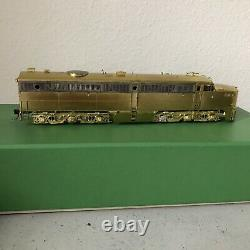 Modèles Overland Omi Ho Brass New York Central Nyc Alco Pa-1 Non Peint