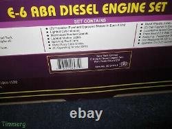 Mth 20-2453-1 Nyc New York Central E-6 Aba Diesel Engine Set Withprotosound 2.0