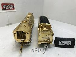 Mth 20-3040-1 New York, Plaqué Or Central Hudson 4-6-4 Withproto (no Box)