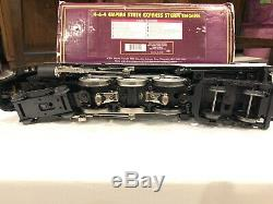 Mth 20-3105-1 Nyc 5426 4-6-4 Empire State Express Moteur Vapeur Son Chars