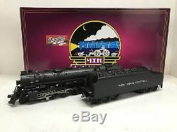 Mth 20-3377-1e New York Central L-4a 4-8-2 Vapeur Mohawk Locomotive Withps2