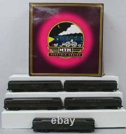 Mth 20-4020 New York Central 70' Pullman Madison Car Set Ex/box