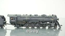 Mth 4-8-2 L-3a New York Central Nyc Weathered DCC Withsound Ho Échelle