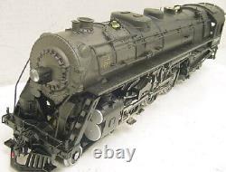 Mth 70-3001-1 G Échelle New York Central 4-6-4 J-1e Hudson Locomotive À Vapeur Et DIX