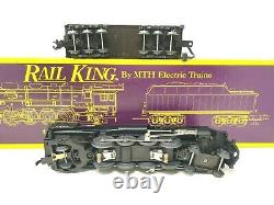Mth Mt-1101 Nyc New York Central Mohawk Locomotive À Vapeur Du Moteur Et D'appel D'offres N ° 3000