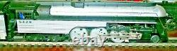 Mth Mt- 3016 -1 New York Central O Scale Streamlined Hudson, Tender In Vg Cond