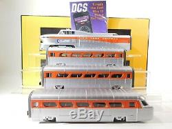 Mth O Gauge New York Central Aérotrain Diesel Passagers Set # 30-20676-1 # Totes1