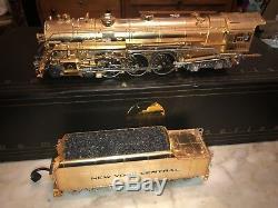 Mth Premier 20-3040-1 De New York Central Gold J1e Hudson Vapeur Mib