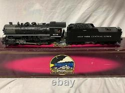 Mth Premier New York Central H-9 Consolidation Moteur Vapeur Pittsburgh Lake Erie