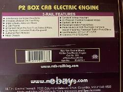 Mth Premier New York Central P2 Box Cab Electric Engine Protosound 2.0 Ps2 New