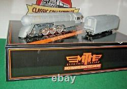 Mth Prototype Ho Échelle 4-6-4 Dreyfuss Hudson Machine À Vapeur Article #ccho287