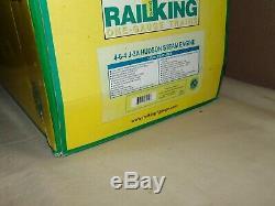 Mth Railking 1-70-3001-1 New York Central Hudson Machine À Vapeur Dans La Boîte Originale
