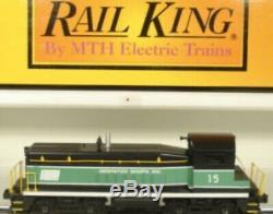 Mth Railking Penn Central Sw-8 Switcher Moteur Diesel! Ps2 À New York