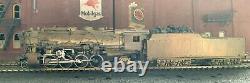 New York Central 2-8-2 H104 Mikado Brass Ho Par L M Blum