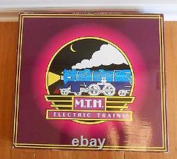 Nib Mth 20-65146 New York Central 5 Car 70' Streamlined Passenger Set New Nos