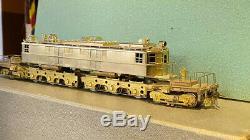 Nj Personnalisé Brass Rare El-307 Ho New York Brass Classe Central P-2 Électrique # 222 Ce