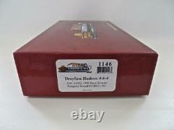 Nyc J3a Dreyfuss Hudson 5452 Ho Broadway Limited Hybride 1146 DCC & Sound Nouveau