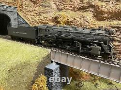 Nyc New York Central H10b O Scale 2 Rail Laiton Peinture Personnalisée Et Altération