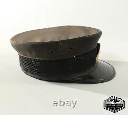 Nyc New York City New York Central System Conducteur Hat Taille Large