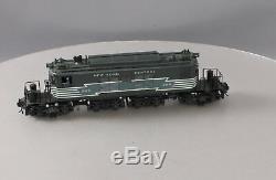 O 2-rail New York Brass T-3 Locomotive Électrique Ex Central