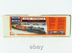 O Gauge 3-rail Lionel 6-11744 New Yorker Train Set Avec Étanchéité Diesel