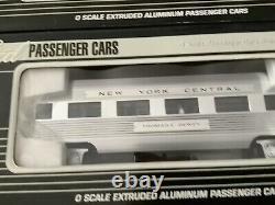 O Gauge K-line K4670a Nyc New York Central Empire State Passager 4-car Set