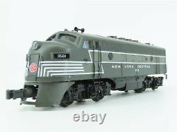 O Jauge 3-rail K-line K-25701 Nyc New York Central F3 A/a Diesel Loco Set Withtmcc