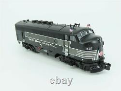 O Jauge 3-rail Lionel 6-14552 Nyc New York Central F3 A/a Diesel Loco Set Withtmcc