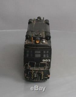 Personnalisé Chars New York Central Diesel / Électrique Locomotive (2 Rail)
