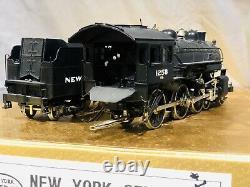 Precision Scale Co O Brass Psc 16265-1 Ten Wheeler New York Central 4-6-0 F-12e
