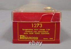 Rivarossi 1273 Ho New York Central 4-6-4 Locomotive À Vapeur Avec Tender Ex/box