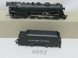 Rivarossi Ho 4-6-4 New York Central Hudson 5405 R5446 Dans La Boîte Originale