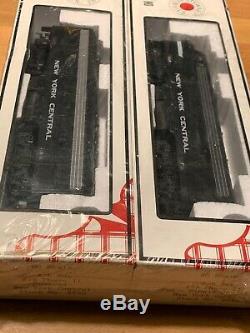 Stewart H0 9250 New York Central F7a / F7b Phase 2 A / B Set Lok Lok Rarit