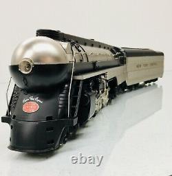 Sunset Brass O Scale 2 Rail Nyc J-3 4-6-4 Steam Engine #5429 Avec Tender