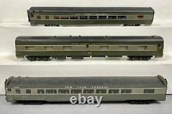 Sur Mesure Chars New York Central 6 Voitures Passeneger Set 2-rail