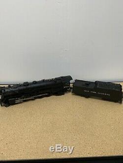 Vintage Lionel New York Central Tmcc 4-8-2 L-2a 2793 Mohawk Locomotive & Offres