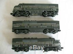 Vintage Lionel Trains De New York Unité Centrale F3 Aba Diesel Locomotive # 2344 Ex