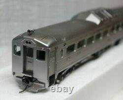 Walthers- Rdc-1 Coach- Nyc M-450 Std Dc- Ho- Proto1000 A 8pindcc Metalc Finition