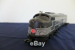 Weaver New York Central Emd E-8 Aa Moteur Diesel Locomotive Train # 4036