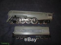 Williams 4001 4-6-4 Brass Nyc Dreyfuss Hudson Locomotive À Vapeur Et D'appel D'offres 5446
